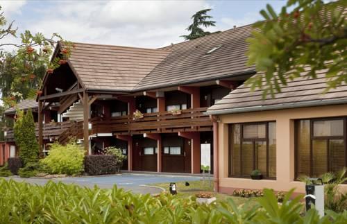 Campanile Moulins Avermes : Hotel near Aubigny