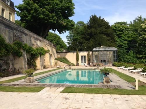 Domaine Des Bidaudieres : Guest accommodation near Vernou-sur-Brenne