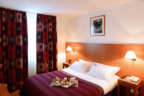 Mercure Alençon : Hotel near Saint-Germain-du-Corbéis