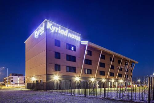 Kyriad Lyon Est - Meyzieu ZI - Aéroport : Hotel near Niévroz