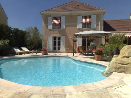 Villa Cendrillon : Guest accommodation near Saint-Germain-sur-Morin