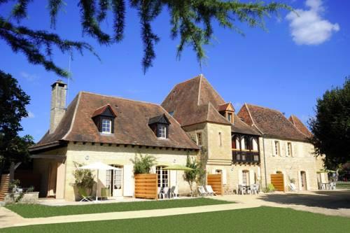 Le Clos des Rives : Apartment near Allas-les-Mines