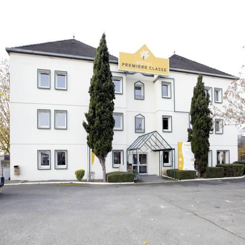 Premiere Classe Angers Sud - Les Ponts de Cé : Hotel near Trélazé