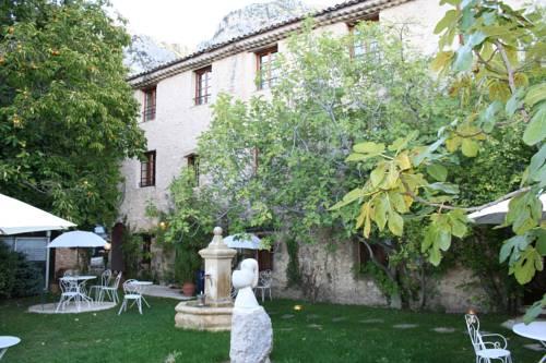 La Bastide du Paradou : Hotel near Majastres
