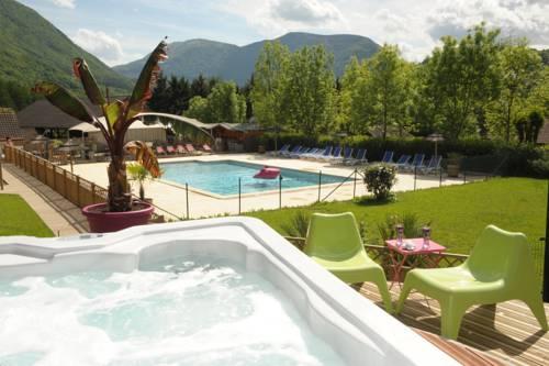 L'imprévu : Guest accommodation near Saint-Georges-de-Commiers
