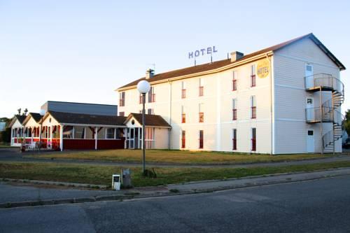 Larmor Plage Hotel : Hotel near Ploemeur