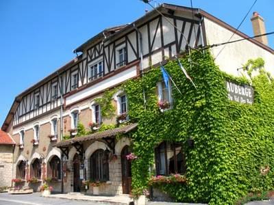 Auberge du Val des Bois : Hotel near Barby