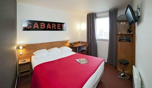 Inter-Hotel Paris Est Rosny : Hotel near Bondy