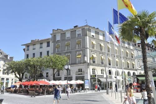 Hotel Le Bourbon Pau Centre : Hotel near Pau