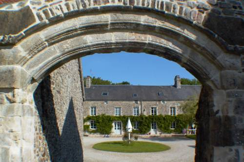 Carbonnelle : Guest accommodation near Angoville-sur-Ay