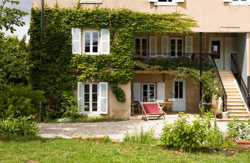 Gîte du Montellier : Apartment near Arnas