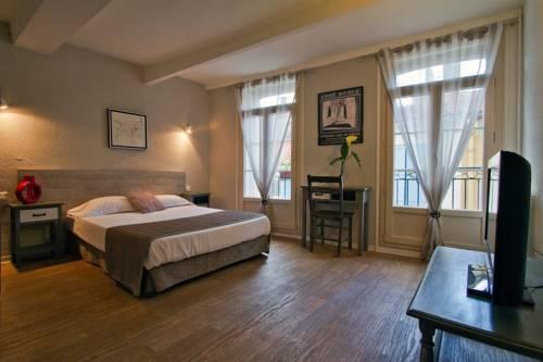 Le Cérétan Hôtel : Hotel near Céret