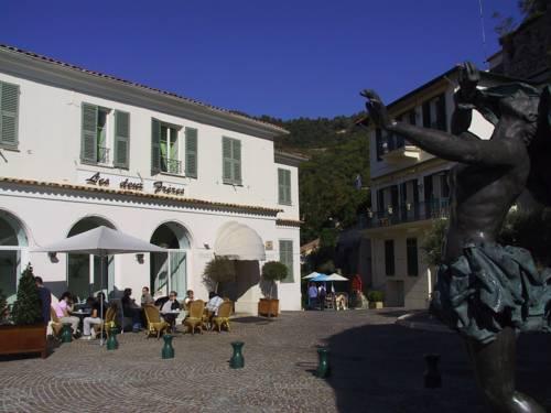 Les Deux Frères : Hotel near Gorbio