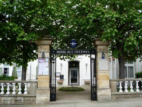 Hôtel des Thermes : Hotel near Aubigny