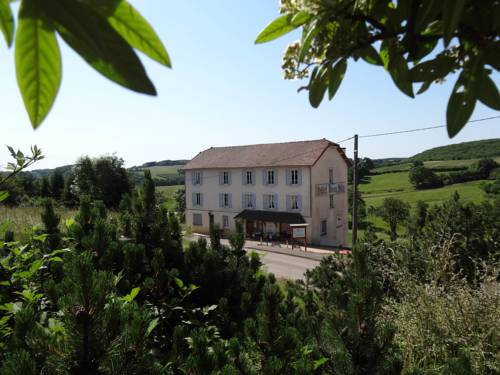 Hôtel l'Annexe : Hotel near Alligny-en-Morvan
