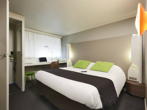 Campanile L'Isle d'Abeau - Bourgoin Jallieu : Hotel near Saint-Marcel-Bel-Accueil