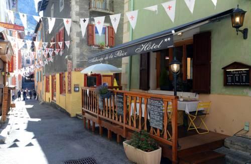 Auberge de la Paix : Hotel near Briançon