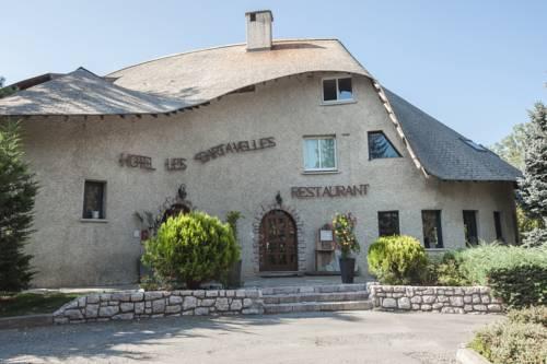 Hôtel & Spa Les Bartavelles : Hotel near Saint-Vincent-les-Forts