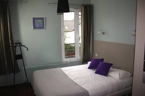 Buc Lounge Hôtel : Hotel near Les Loges-en-Josas