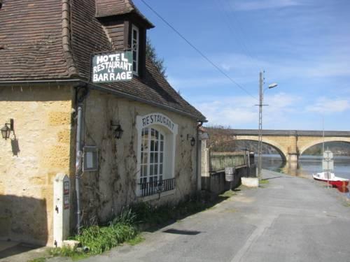 Le Barrage : Hotel near Badefols-sur-Dordogne