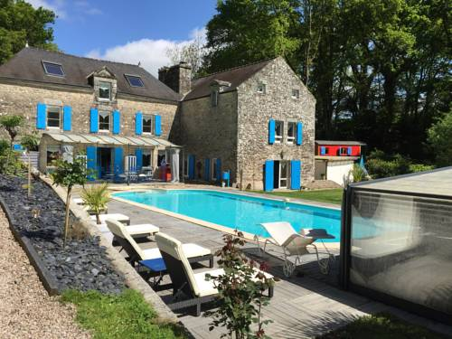 Le Moulin du Bois : Bed and Breakfast near Questembert