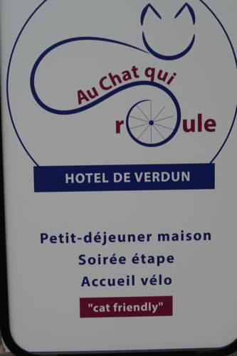 Hôtel de Verdun : Hotel near Bourgogne