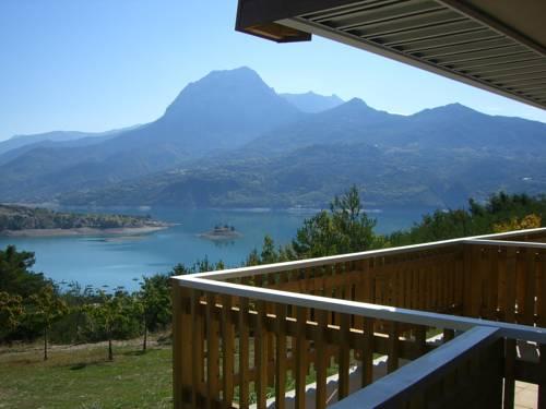 VVF Villages Chorges : Guest accommodation near Saint-Vincent-les-Forts