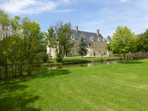 Chateau de Chappe : Bed and Breakfast near Brion