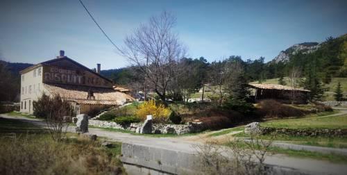 Bastide Napoléon : Guest accommodation near Valderoure
