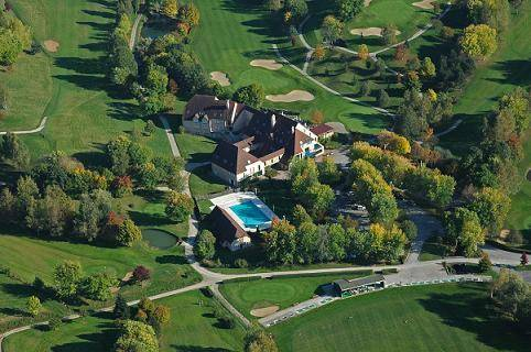 Golf Hotel Resort Du Val De Sorne : Hotel near Sainte-Agnès