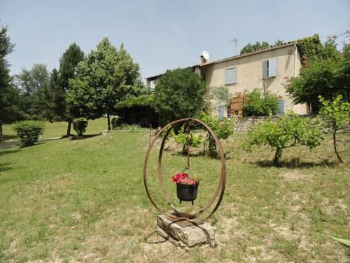 Lo Tilhou : Guest accommodation near Saint-Maime