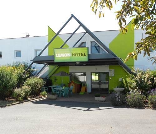 Lemon Hotel - Mery sur Oise/Cergy : Hotel near Baillet-en-France