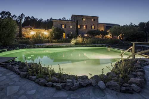 Le Mas de Baume : Hotel near Laurac-en-Vivarais