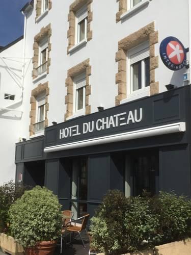 Inter-Hotel Pontivy du Château : Hotel near Morbihan