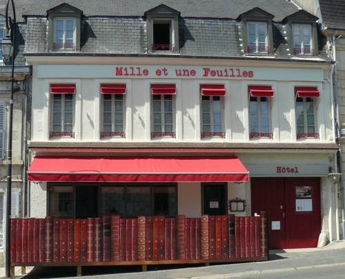 Mille et une Feuilles : Hotel near Chasnay