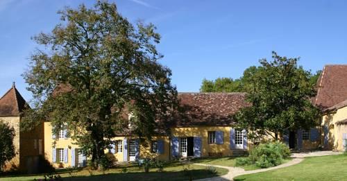 Les Hautes Claires : Guest accommodation near Badefols-sur-Dordogne
