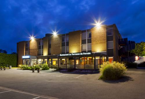 Comfort Hotel Lille L'Union : Hotel near Tourcoing