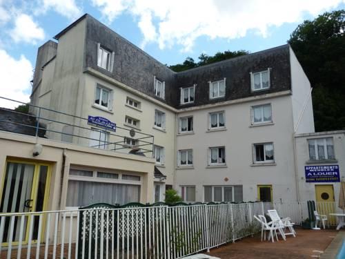 Résidence Au Fil de L'Eau : Apartment near Châteaulin