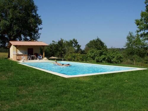 Gites Domaine de Marsan : Guest accommodation near Eauze