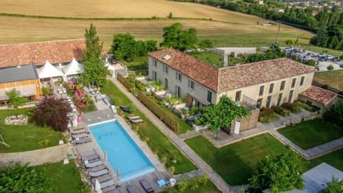 Logis Hotel Le Domaine de Baulieu : Hotel near Auch
