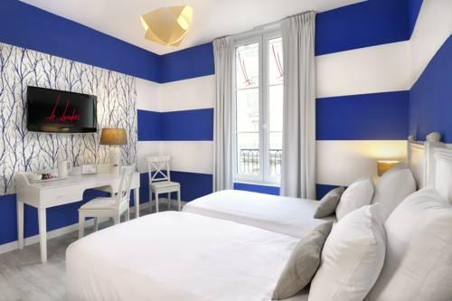 Qualys-Hotel Saumur Le Londres : Hotel near Saumur