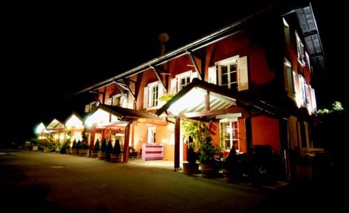 L'Auberge De Maison Rouge : Hotel near Reignier-Esery