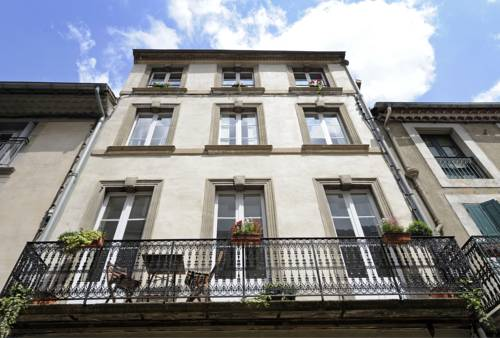 The Apartments, Rue Barbès : Apartment near Carcassonne