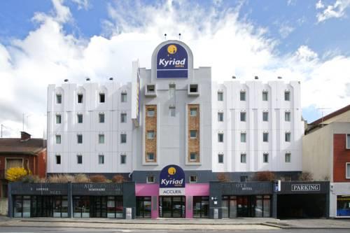 Kyriad Le Bourget Centre- Parc Des Expositions : Hotel near Dugny