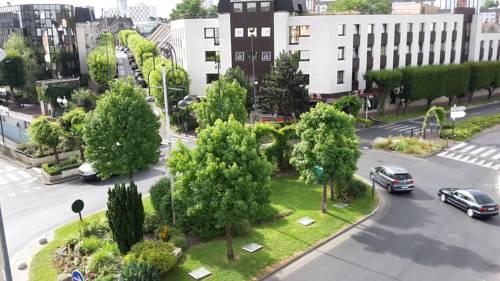 Ibis Budget St Gratien - Enghien-Les-Bains : Hotel near Moisselles