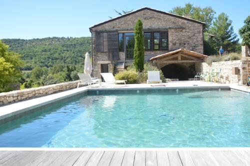 Hameau de Pichovet : Guest accommodation near Vachères