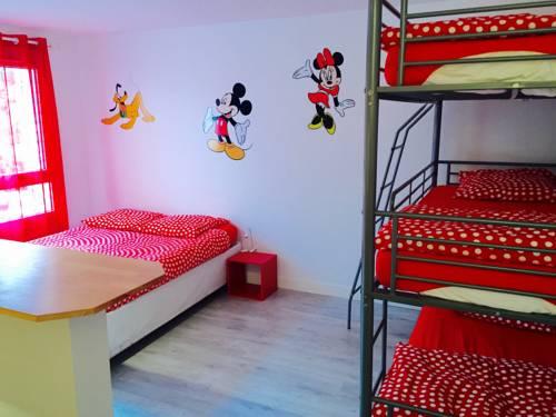 Magicappart : Apartment near Magny-le-Hongre