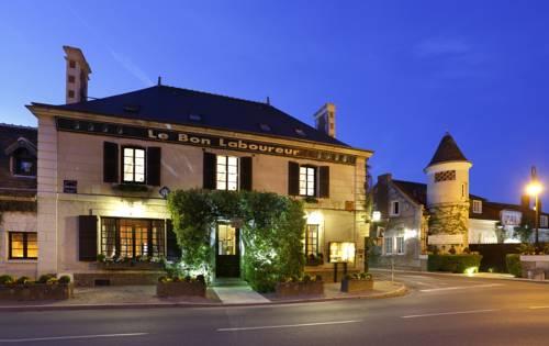 Auberge du Bon Laboureur Chenonceaux : Hotel near Civray-de-Touraine