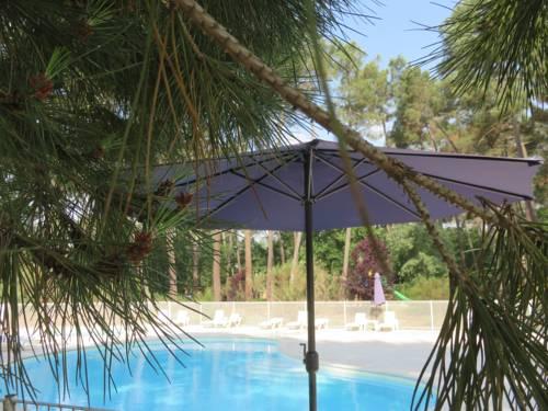 Résidence Goélia Les Demeures du Lac : Guest accommodation near Houeillès