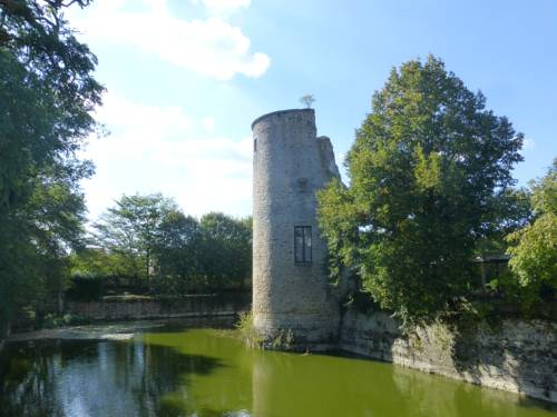 Chateau Zastava : Bed and Breakfast near Sivry-Courtry
